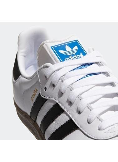 adidas Erkek Samba  Sneakers BZ0057 Beyaz